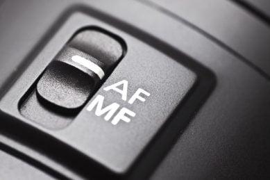 af mf focusing repair