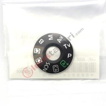 EOS 6D Cap Mode Dial