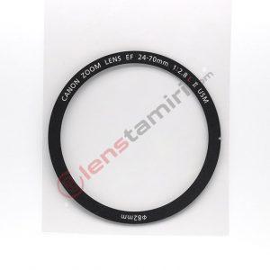 Ring Front Name YB2-3750-000