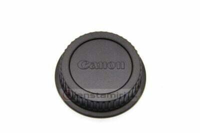 Canon Lens Orijinal Arka Kapağı