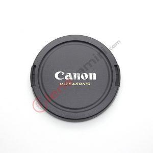 canon lens ön kapağı e-72u