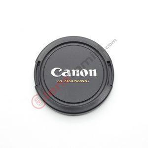 Canon E-58U 58mm lens ön kapağı