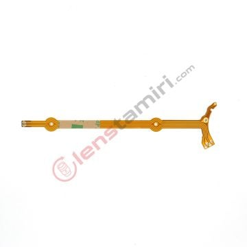 Sigma 18-125,18-250 Diyafram Flex Cable