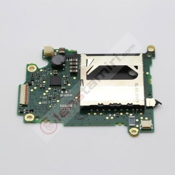 EOS 550D SD Kart Devresi