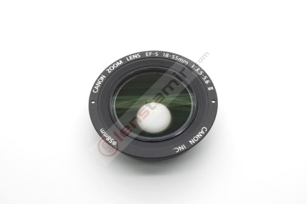 EFS 18-55mm 1st Lens Group-Ön lens-Ön cam