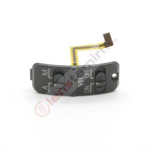 Nikon 18-105mm Switch Panel 1C999-734